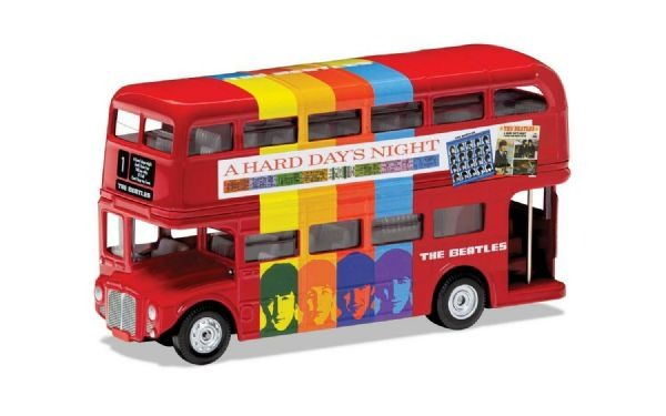 Corgi CC82334 London Routemaster Bus Beatles A Hard Day's Days Night 1:64 Scale